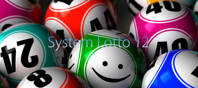 Lotto System 12